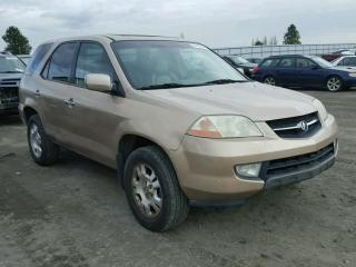 Used 2003 Acura MDX for sale in Scarborough, ON