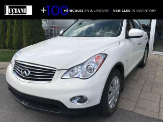 Used 2014 Infiniti QX50 Journey AWD for sale in Montreal, QC