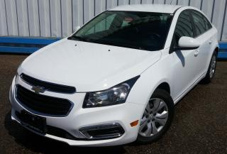 Used 2016 Chevrolet Cruze LT *BLUETOOTH* for sale in Kitchener, ON