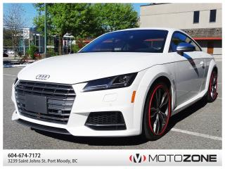 Used 2016 Audi TTS 2.0T for sale in Port Moody, BC