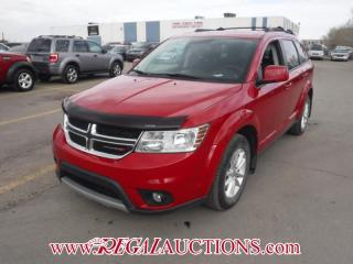 Used 2013 Dodge JOURNEY SXT 4D UTILITY FWD 3.6L for sale in Calgary, AB
