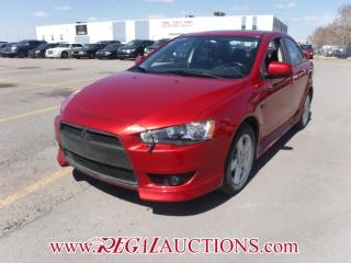 Used 2014 Mitsubishi LANCER SE 4D SEDAN AT FWD 2.4L for sale in Calgary, AB