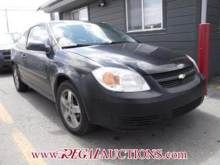 Used 2006 Chevrolet COBALT LT 2D COUPE for sale in Calgary, AB