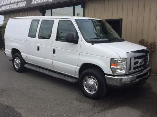 Used 2010 Ford E-250 for sale in Langley, BC