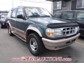 Used 1996 Ford EXPLORER  4D UTILITY 4X4 for sale in Calgary, AB