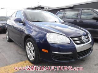 Used 2006 Volkswagen Jetta Base 4D Sedan 2.5 for sale in Calgary, AB