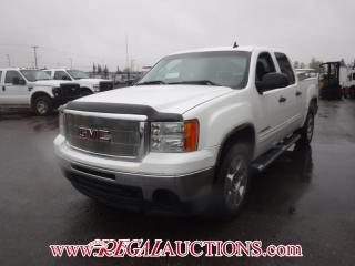 Used 2009 GMC SIERRA 1500 SLE CREW CAB 4WD 5.3L for sale in Calgary, AB
