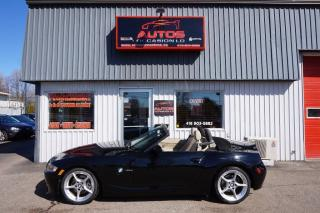 Used 2008 BMW Z4 for sale in Saint-romuald, QC