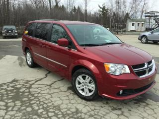 Used 2014 Dodge Grand Caravan 7 Places Crew for sale in Sherbrooke, QC