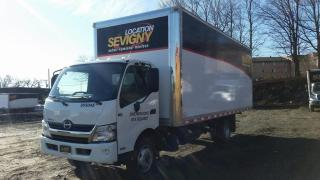 Used 2015 Hino 195 Hino , 22 Pieds for sale in Sherbrooke, QC