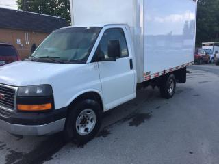 Used 2007 GMC 3500 Savana Roues Simple for sale in Sherbrooke, QC