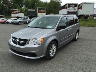 Used 2014 Dodge Grand Caravan Sxt, Crew Dvd for sale in Sherbrooke, QC