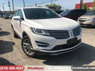 Used 2015 Lincoln MKC | AWD | NAV | LEATHER | ROOF for sale in London, ON