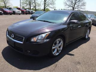 Used 2012 Nissan MAXIMA LEATHER * NAV * REAR CAM * SUNROOF * BLUETOOTH for sale in London, ON