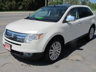 Used 2008 Ford Edge Limited AWD for sale in Brockville, ON