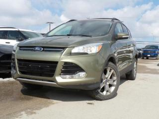 Used 2013 Ford Escape SEL for sale in Midland, ON