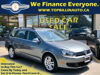 Used 2011 Volkswagen Golf 2.0 TDI Only 40K kms, Leather for sale in Concord, ON