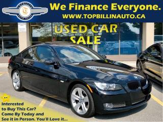Used 2009 BMW 335i xDrive Navigation, ONLY 68K kms for sale in Concord, ON
