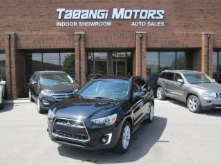 Used 2015 Mitsubishi RVR GT | AWD | NO ACCIDENTS | NAVIGATION | PANO ROOF for sale in Mississauga, ON