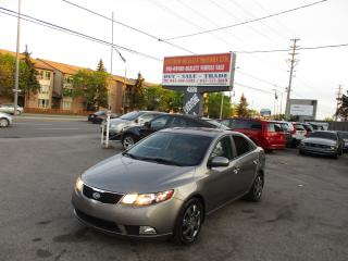 Used 2011 Kia Forte SX for sale in Toronto, ON