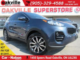 Used 2017 Kia Sportage EX | LEATHER | B/U CAM | HTD SEATS | BLUETOOTH|AWD for sale in Oakville, ON