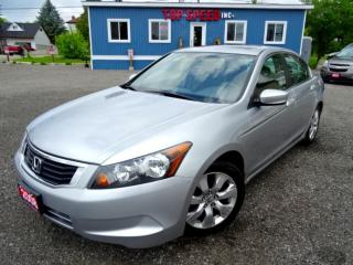 Used 2008 Honda Accord EX / SUNROOF / SAFETY INCLUDED for sale in Guelph, ON