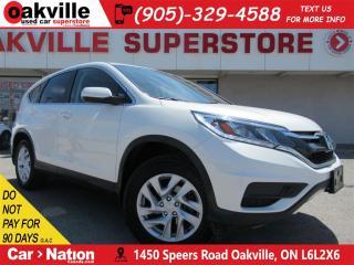 Used 2015 Honda CR-V SE | B/U CAM | BLUETOOTH | CRUISE CONTROL | AWD for sale in Oakville, ON