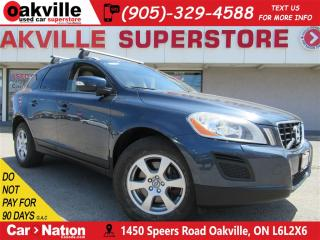 Used 2011 Volvo XC60 3.2 Level 2 | LEATHER | PANO ROOF | AWD | A/C for sale in Oakville, ON
