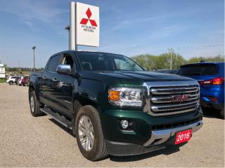 Used 2016 GMC Canyon Crew 4x4 SLT / Long Box for sale in London, ON