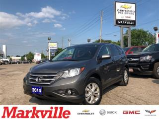 Used 2014 Honda CR-V EX-CERTIFIED PRE-OWNED- 1 OWNER TRADE-VERY CLEAN! for sale in Markham, ON