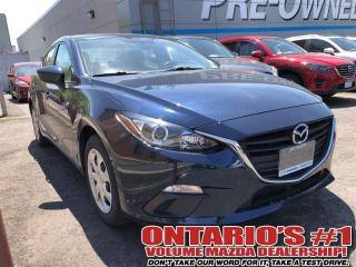 Used 2015 Mazda MAZDA3 GX ONLY 40479 KMS / 1.99%, C.P.O-TORONTO for sale in North York, ON