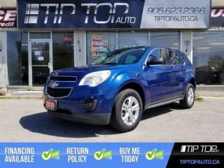 Used 2010 Chevrolet Equinox LS ** Well Equipped, Accident Free, Reliable ** for sale in Bowmanville, ON