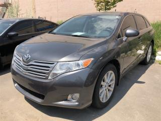 Used 2010 Toyota Venza base for sale in Brampton, ON