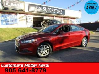 Used 2014 Ford Fusion SE  BACKUP CAMERA BLUETOOTH HEATED SEATS for sale in St Catharines, ON