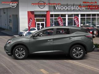 Used 2016 Nissan Murano S  - Navigation -  Heated Seats - $169.36 B/W for sale in Woodstock, ON