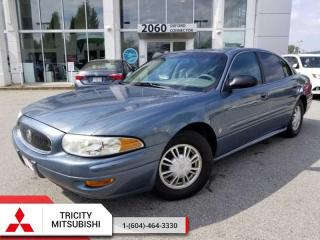 Used 2002 Buick LeSabre Custom  for sale in Port Coquitlam, BC