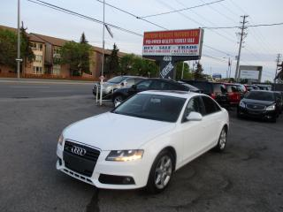 Used 2009 Audi A4 2.0T Quattro for sale in Scarborough, ON