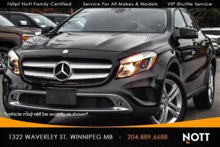 Used 2015 Mercedes-Benz GLA-Class GLA250 4MATIC Navigation Heate for sale in Winnipeg, MB