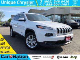 Used 2014 Jeep Cherokee North|BACK UP CAMERA|BLUETOOTH|SIRIUS XM| for sale in Burlington, ON