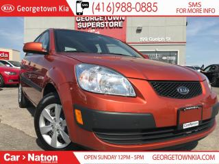 Used 2008 Kia Rio5 EX HEATED SEATS| POWER GROUP| FULL SERVICED for sale in Georgetown, ON