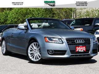 Used 2010 Audi A5 2.0T Premium Navigation for sale in North York, ON