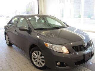Used 2009 Toyota Corolla LE for sale in Toronto, ON