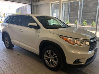 Used 2015 Toyota Highlander LE for sale in Toronto, ON