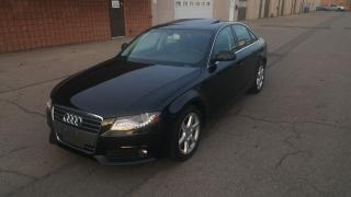 Used 2009 Audi A4 for sale in Burlington, ON