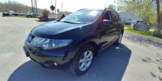 Used 2009 Nissan Murano SL for sale in Barrie, ON