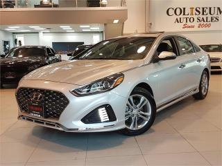 Used 2018 Hyundai Sonata SPORT-SUNROOF-REAR CAM-BLUETOOTH-ONLY 5KM for sale in York, ON