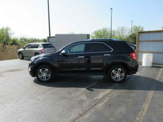 Used 2016 Chevrolet Equinox LTZ AWD for sale in Cayuga, ON