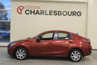 Used 2017 Toyota Yaris Berline for sale in Quebec, QC