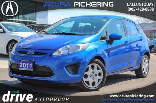 Used 2011 Ford Fiesta SE for sale in Pickering, ON