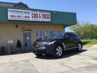 Used 2011 Infiniti FX35 Base for sale in Bolton, ON